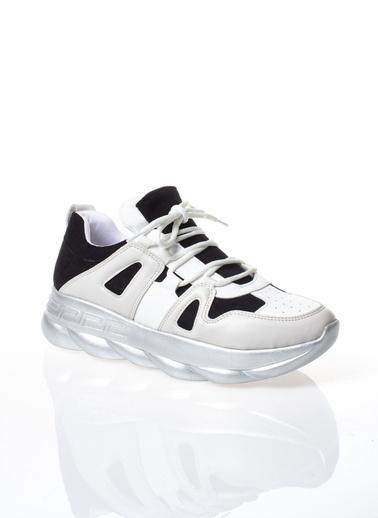 MODAGON Spor Ayakkabı Gri